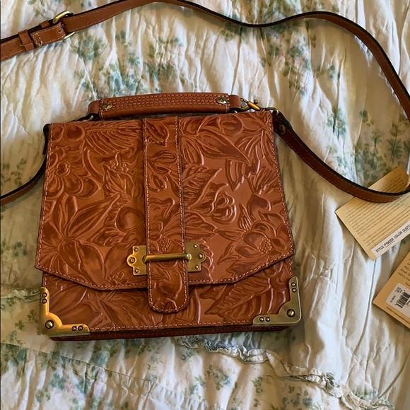 Patricia Nash Handbags - Patricia Nash Stella crossbody purse